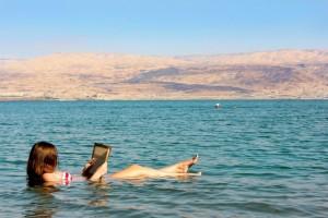 rilassare al mar morto