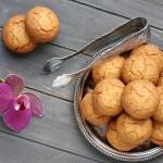 Biscottini in stile ayurvedico al cardamomo