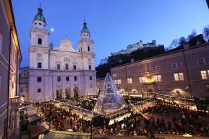 Mercatino di Natale - Salisburgo