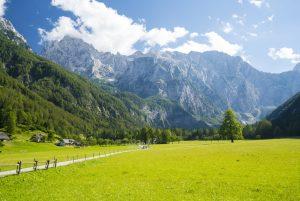 Alpi della Slovenia, natura, escursionismo, passaggiate in natura
