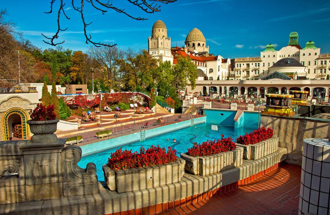 I migliori bagni termali in Ungheria | SpaDreams Blog