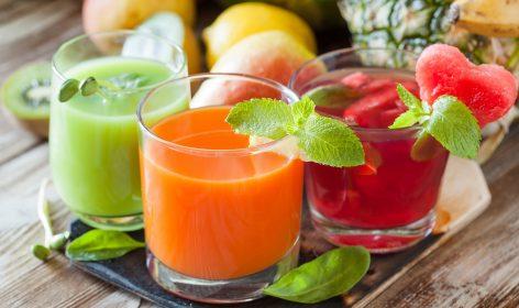 Succhi detox alla frutta