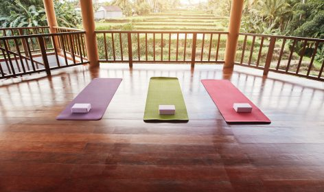 Terrazza yoga