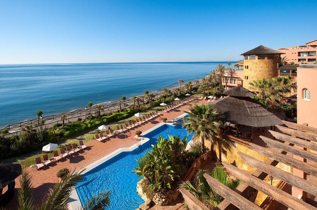 Hotel Elba Estepona vista esterna