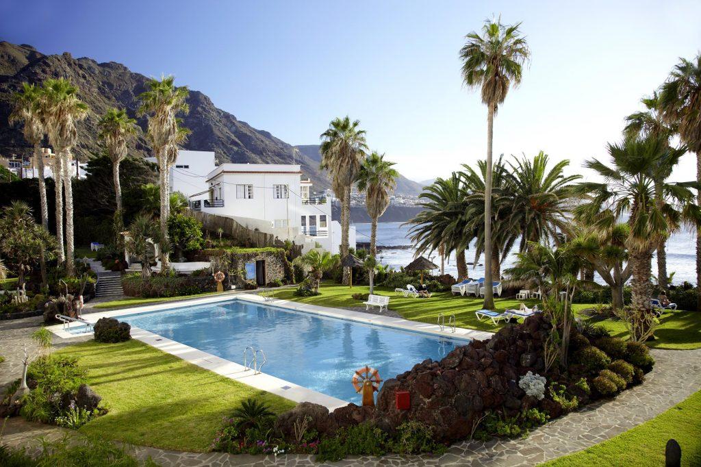 Piscina hotel Oceano Tenerife