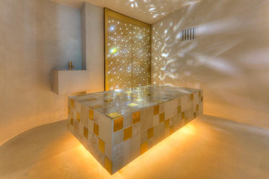 Sala trattamento Aguas de Ibiza
