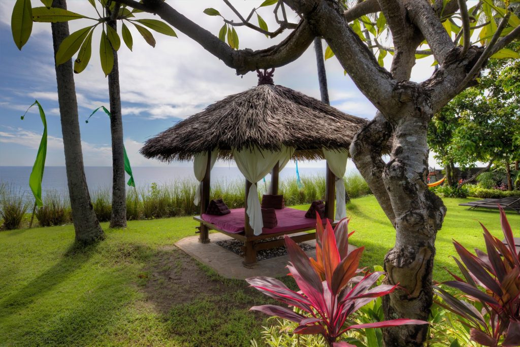 Holiway garden Resort& Spa, vista giardino esterno