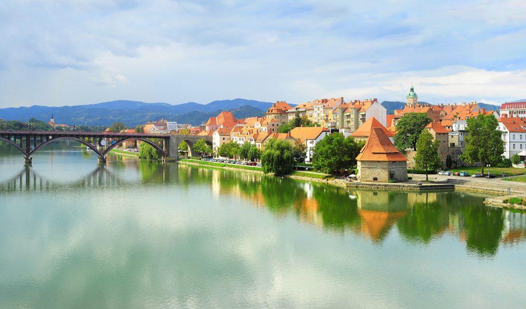 Vista di Maribor