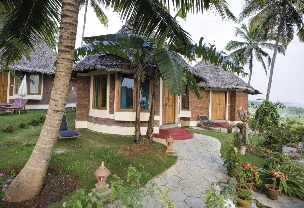 Somatheeram Ayurvedic Health Resort, vista ville