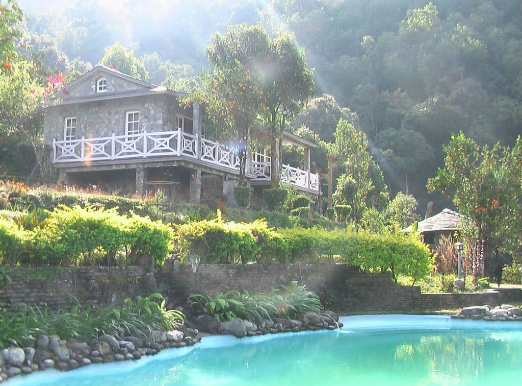 The Begnas Lake Resort&Villas, vista piscina