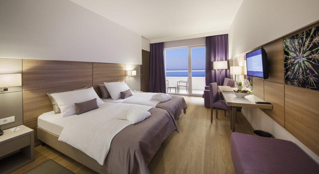 Vitality hotel punta, vista camera