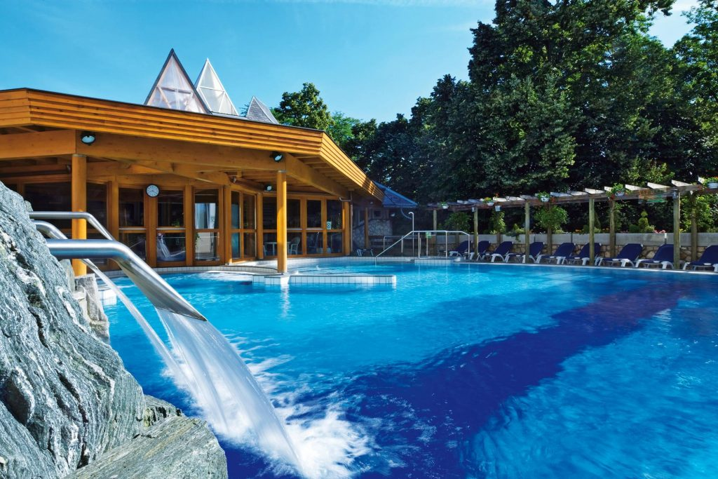 Health Spa Hotel Hévíz