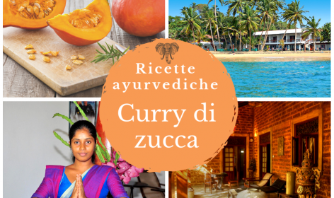 Curry di zucca Ypsylon Resort