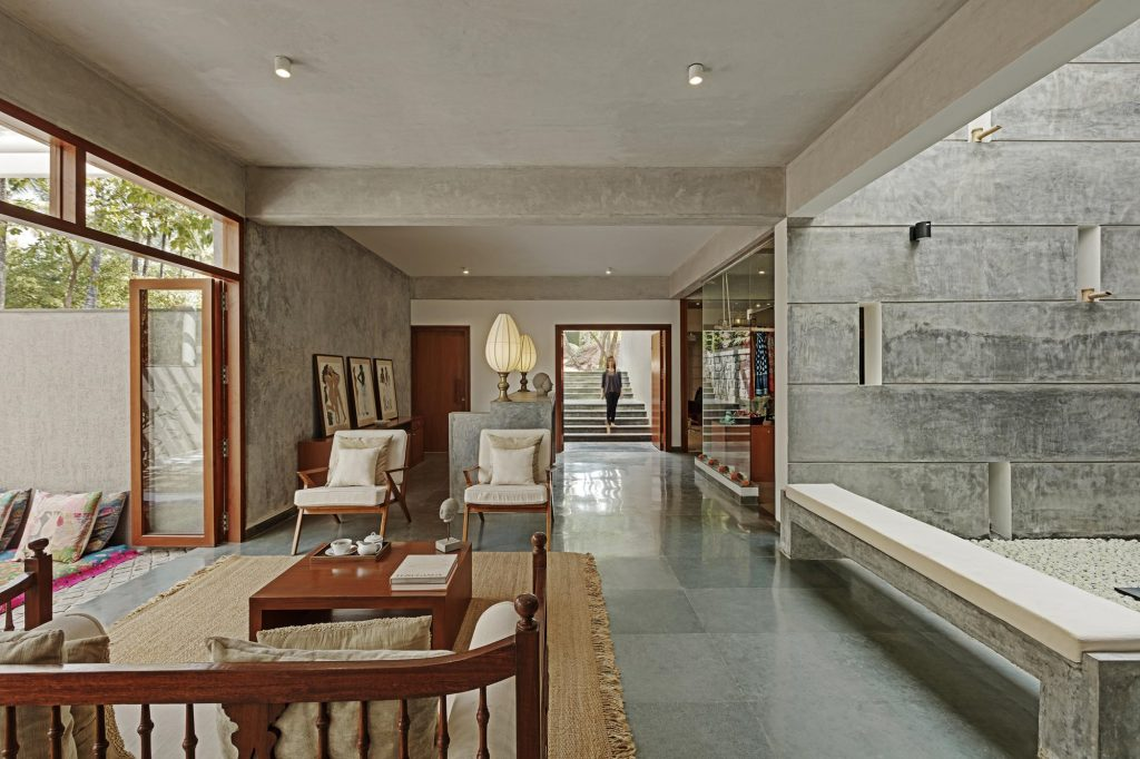Shreyas Yoga & Ayurveda Retreat Lobby
