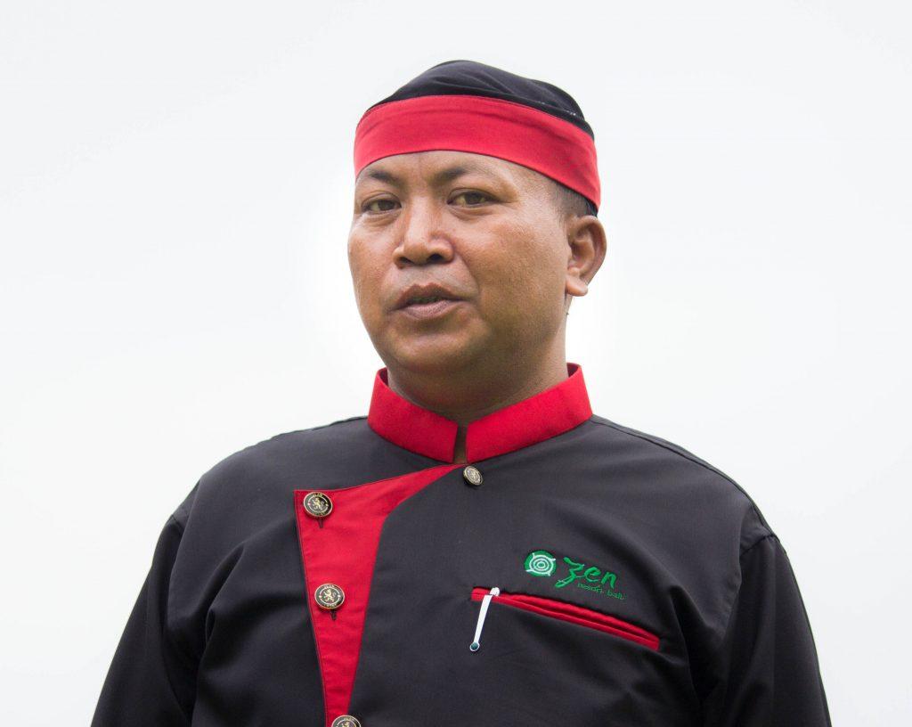 872 chef Komang