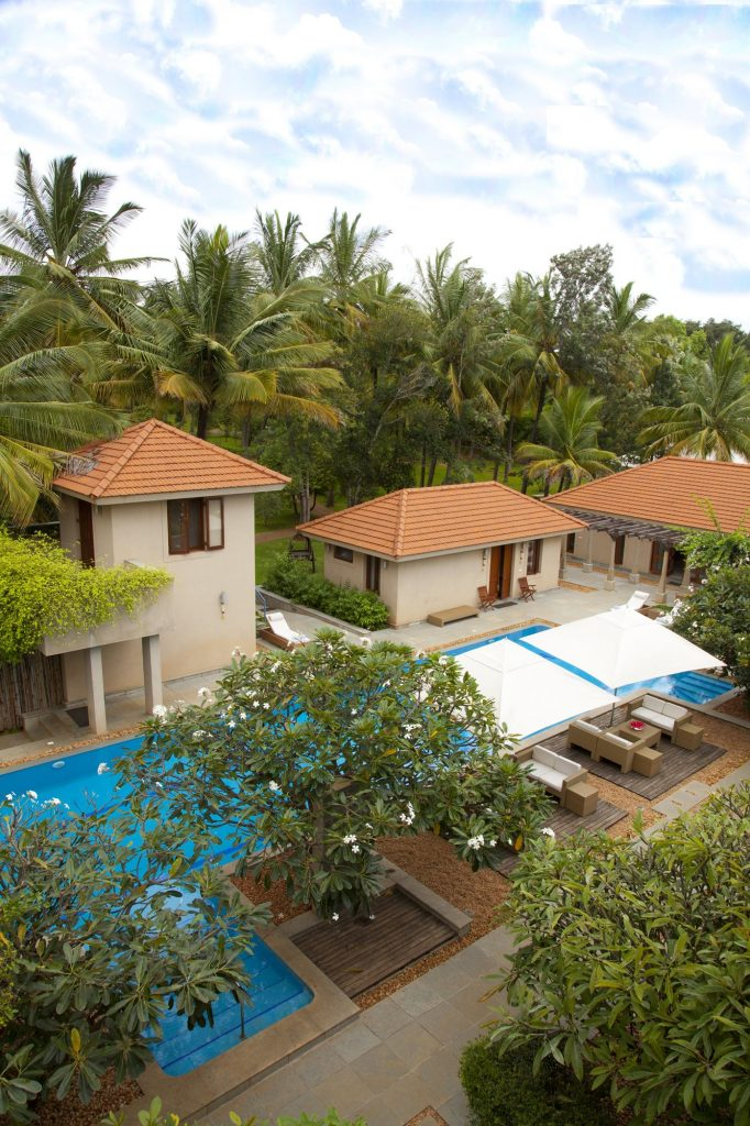 Shreyas Yoga & Ayurveda Retreat Hotelanlage