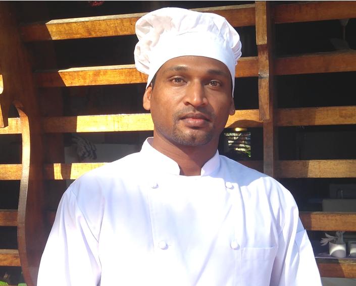 chef mahesh