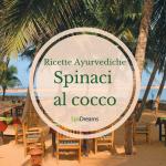 Spinaci al cocco