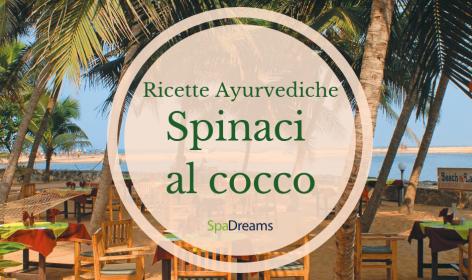 spinaci al cocco cover