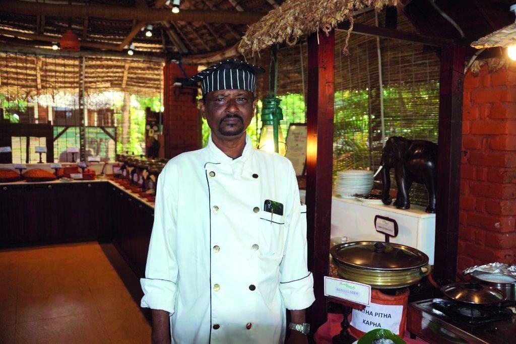 Chef Khan