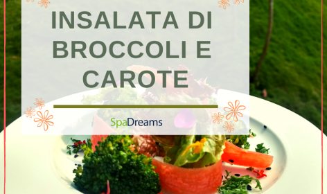 Insalata broccoli carote