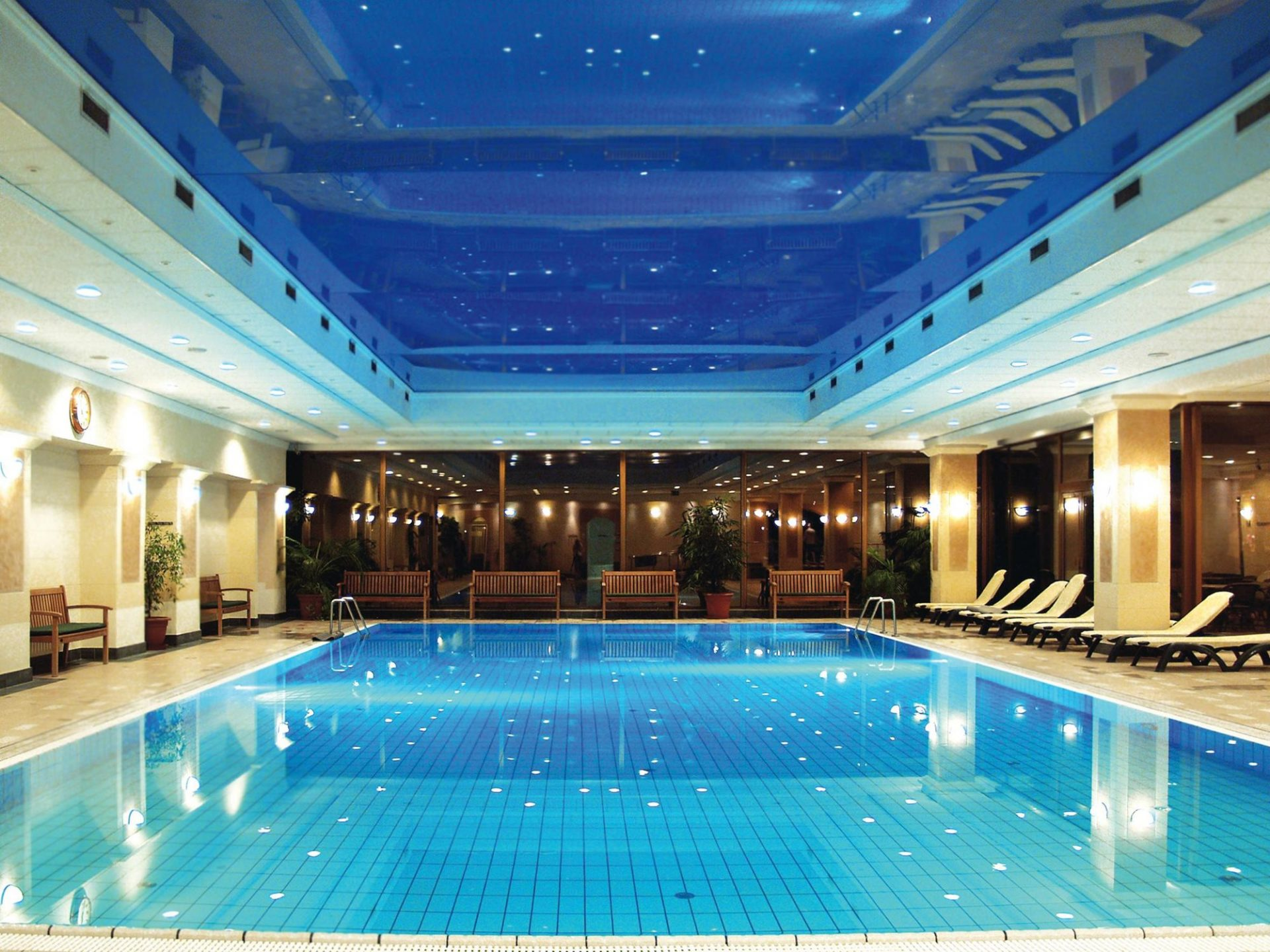 hotel, budapest, ungheria, piscina, centro termale, benessere