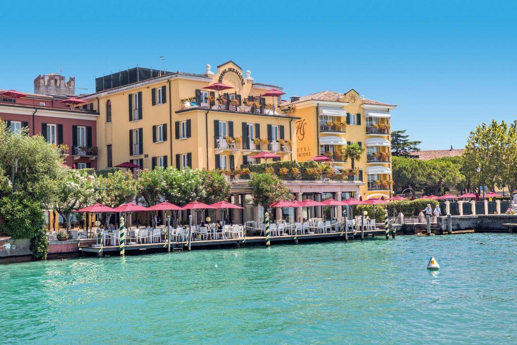 Hotel Sirmione & Promessi Sposi, vista esterna