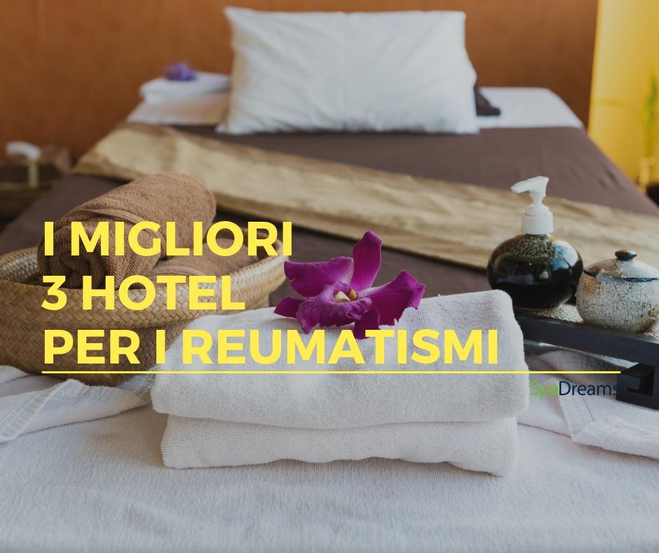 Stanza di hotel per reumatismi