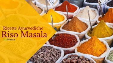 Spezie per riso masala