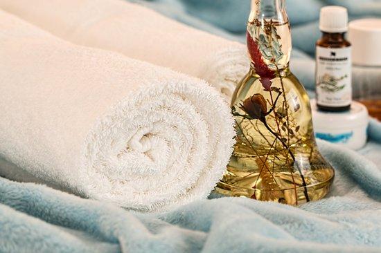 Olio essenziale per spa fai da te